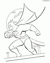Batman Kleurplaat Kleurplaten 213 Kleurplaat Kleurennet