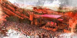 Red Rocks Amp Seating Chart Red Rocks Amphitheatre Food Seating And Parking Guide