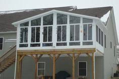 deck enclosure second floor addition sunroom addition sunrooms and decks decks and porches