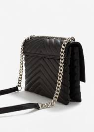 Quilted chain bag - Woman | MANGO Saudi Arabia & Quilted chain bag | MANGO Adamdwight.com