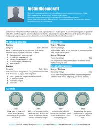 Winning Resume Templates Gorgeous 28 Creative Resume Templates [Unique NonTraditional Designs]