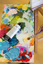 tips for acrylic painting abstract painting tutorial how to paint with acrylics paint