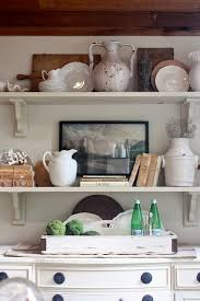 dining room shelf unit. but i like the way they have paired different textures and natural tones. simply beautiful. will be sharing a few dining room shelving decorating tips shelf unit