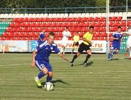 Футбольный клуб КАМАЗ провел две контрольные игры