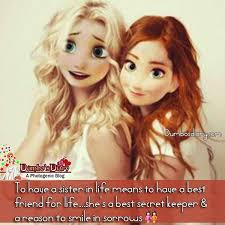 Sister Quotes With Images My Best Friend My Sister Inspiration Uff I Have No Sister I Need A Sister