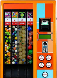 Toy Vending Machines Inspiration Electronic Wizard Gumball And Toy Vending Machine Genials