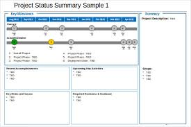 Status Report Format 17 Status Report Templates Free Sample Example Format Download