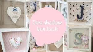 ikea how to make a shadow box box frame dainty diaries