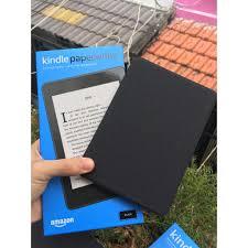 Máy đọc sách All new Kindle PaperWhite gen 4 2019 (10th) tặng cover hoặc  bao chống sốc chính hãng 2,850,000đ