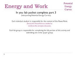 19 potential energy curves