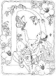 Small Picture 118 best Adult Coloring Pages Alphabet images on Pinterest