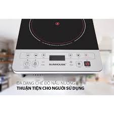 Bếp hồng ngoại cảm ứng Sunhouse SHD6005 hàng chính hãng giá tốt - Lò sưởi,  Bếp từ & Bộ điều chỉnh gas