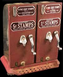 When Were Vending Machines Invented Stunning FileSchermack Stamp Vending Machinejpg Wikimedia Commons