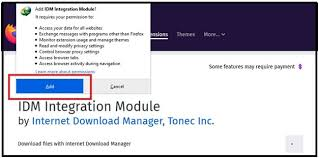 In such cases, install the idm integration module extension on firefox manually in the following way: Updated How To Add Idm Integration Module Extension Chrome Firefox Add Idm Extension 99media Sector