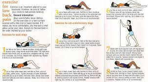 lower back pain treatment stretches