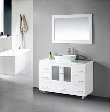 beautiful metal bathroom vanity  home idea