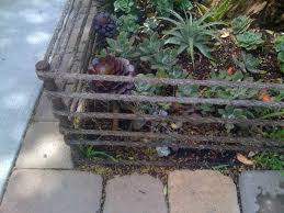 garden barrier. Beautiful Barrier Rope Sidewalk Garden Barrier And Garden Barrier U