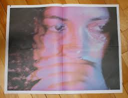 the editorial magazine zine review hr psycho we got some exciting new mail at the office this week petra collins new zine 24 hr psycho the zine is the material counterpart to collins show in san