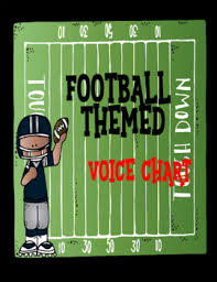 How To Chart A Football Game Game Time Voice Charts