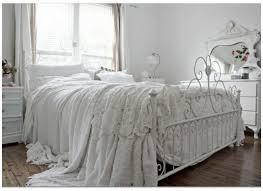 Bedroom Delightful Girl White Shabby Chic Bedroom Decoration Using