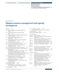 Designing And Implementing Training Programs Human Resources Management And Capacity Development Mds