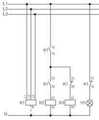 reversing contactor wiring diagram Reversing Contactor Wiring Diagram reversing contactor wiring diagram wiring diagrams database 3 phase reversing contactor wiring diagram