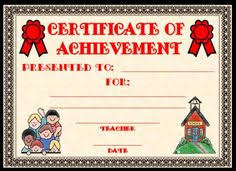achievement awards for elementary students editable award certificate template classroom ideas pinterest