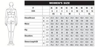 Womens Size And Measurement Chart Google Search Dress