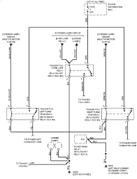1996 ford explorer trailer camper adapter wiring circuit diagram