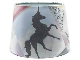 Unicorn Lampshades Unicorn Ceiling Light Shade Believe In
