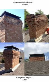 chimney repairs and fireplace repairs