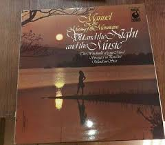 You And The Night And The Music Chart Manuel You And The Night And The Music Vinyl Record Lp