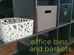 office storage baskets. Office Storage Baskets T