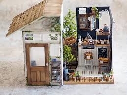 best dollhouse furniture. natural color of life handmade furniture best dollhouse