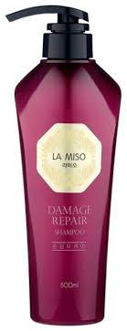 La Miso <b>шампунь для восстановления</b> поврежденных волос ...