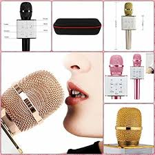 portable bluetooth speakers with microphone. note: as per stock color send portable bluetooth speakers with microphone