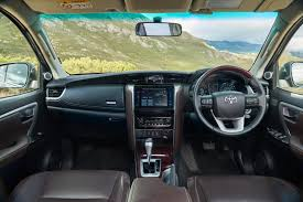 Extended Test: Toyota Fortuner 2.8 GD-6 4x4 Automatic [with Video ...