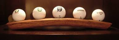 Golf Ball Display Stand Custom 32 Awesome Recycled Wine Barrel DIY Ideas DIY Ideas Barrels And Woods