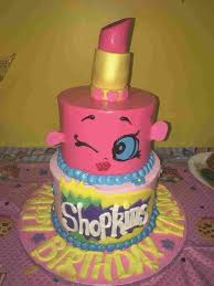 Shopkins Cookie Pinata Sheet Cake Birthday Toy Cupcakes Coloring