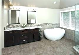 small freestanding bath bathroom
