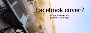 a facebook cover is like a window for a brand s page users look at it for a second and make a decision whether to stay on the page or not