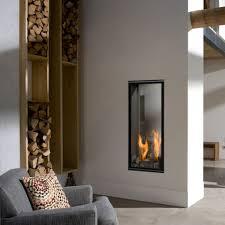 bellfire tall skinny gas fireplace friendly fires