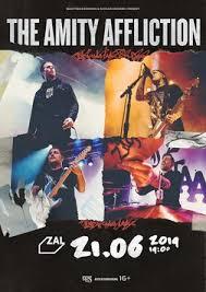 The <b>Amity Affliction</b> at ZAL (Санкт-Петербург) on 21 Jun 2019 | Last ...