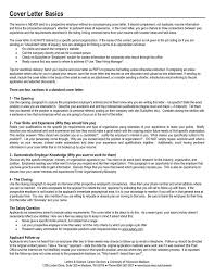 Gallery Of Samples Of Academic Cover Letters Sample Cover Letter