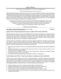 Events Coordinator Resume Sample Resume Letters Job Application