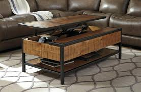 black coffee table with drawers elevating oak lift top timber wood 2 shelf