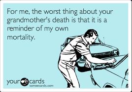 Image result for grandmother death