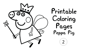Coloring Pages: pig template printable. George Pig Cake Template ...