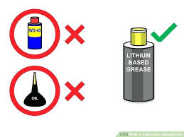 garage door grease image titled lubricate a garage door step garage door grease bunnings