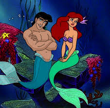 Small Picture What would Ariel do if Eric longed to become a merman for the rest